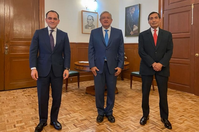 Propone AMLO a Arturo Herrera para gobernador del Banxico