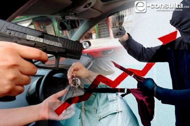 En delitos, San Andrés y San Pedro Cholula superan a Puebla capital