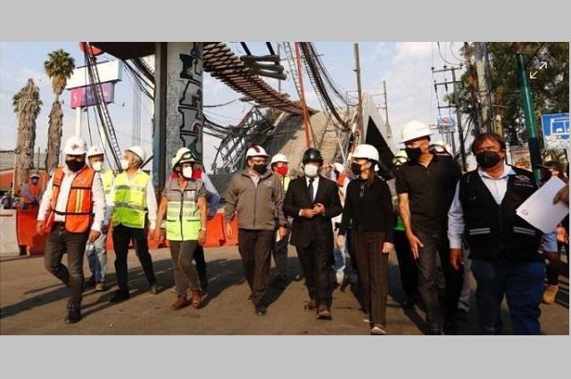 Falla estructural por deficiente obra causó colapso en Línea 12