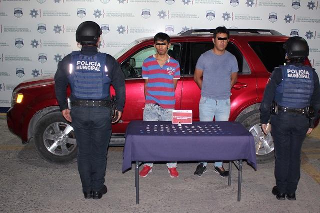 Caen dos narcomenudistas en la colonia Luis Donaldo Colosio