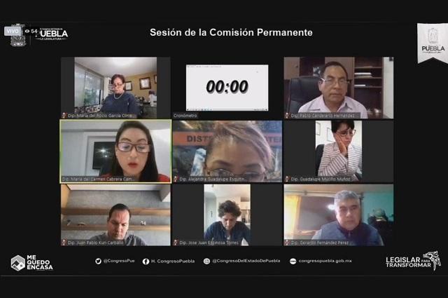 Exigen al Congreso destituir a ediles de Puebla, Coronango y Ocotepec