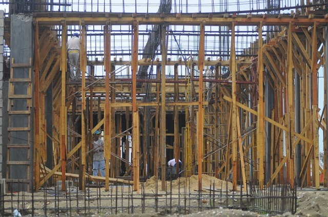 Sector constructor poblano perdió valor y personal ocupado en 2020