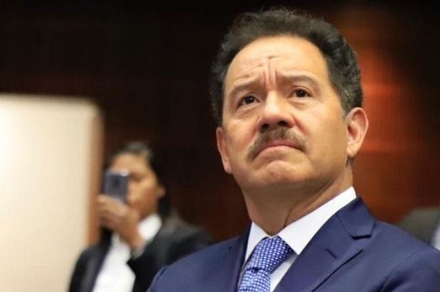 Perfilan a Ignacio Mier como coordinador de diputados de Morena
