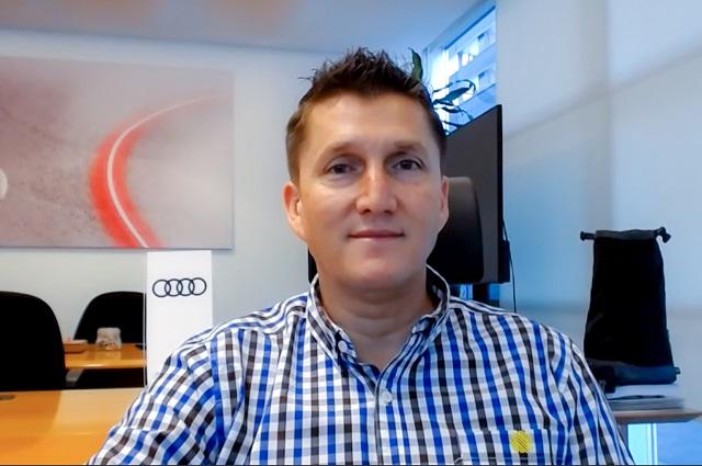 Egresado UDLAP al frente de la dirección de Audi México