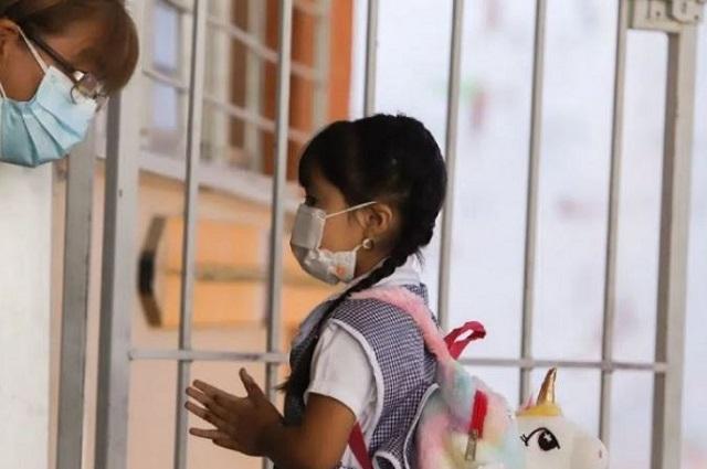 Pruebas muestran cero casos de covid en escuelas: Salud