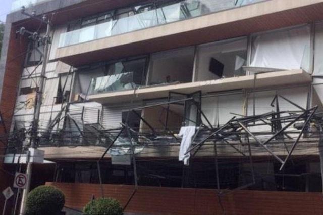 Sube a 29 número de heridos por explosión de gas en CDMX