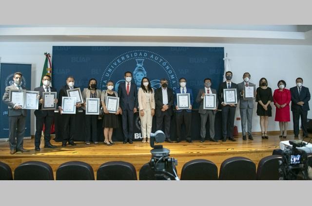 Recibe la BUAP acreditación de programas de educación superior