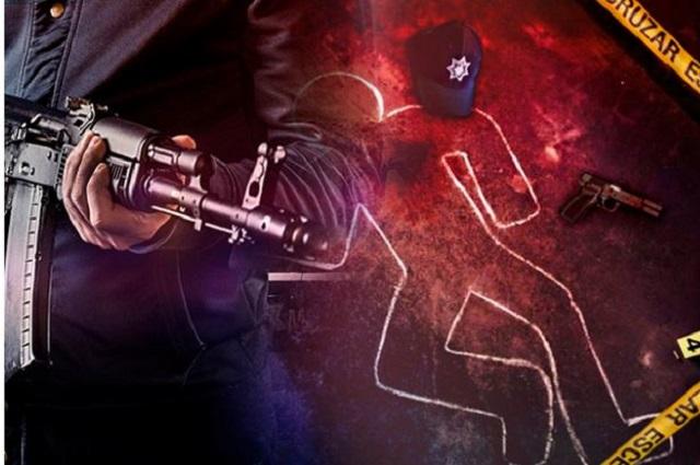 Banda que ejecutó a policías tiene nexos políticos: Barbosa