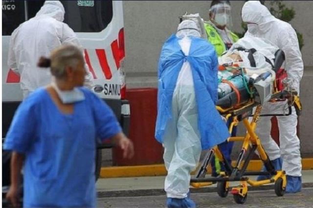Curva epidémica de Covid sigue en aumento en el país