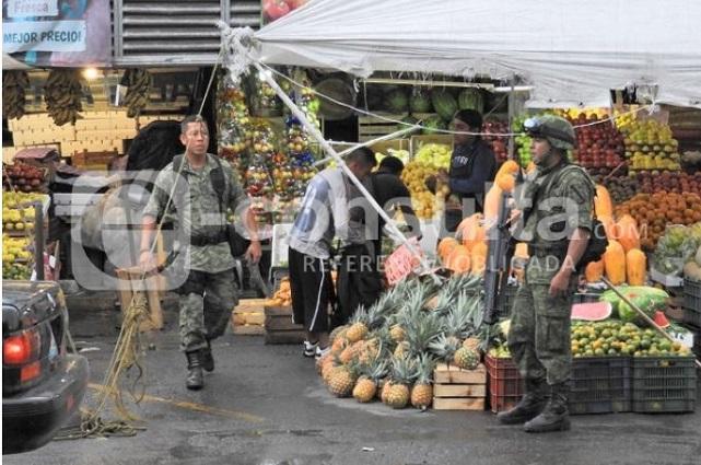 Municipios solapan delitos en periferia de mercados: Barbosa