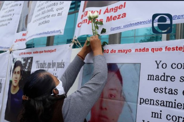Quedan al Congreso 51 días para aprobar Ley de Desaparecidos