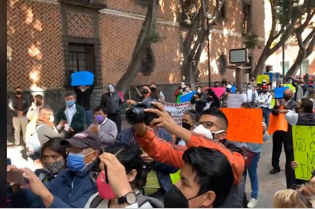 Alejandro Carvajal se destapa para edil de Puebla por Morena