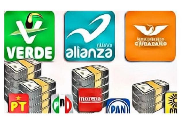 PT y PVEM se endeudan con multas hasta 2022 en Puebla