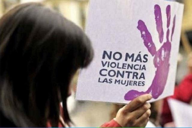 Hasta 10 delitos al día contra mujeres tuvo Puebla en junio