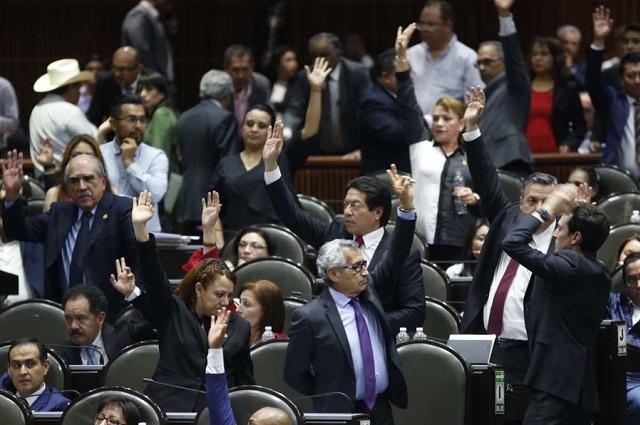 Morena mantendría control en la Cámara de Diputados: El País