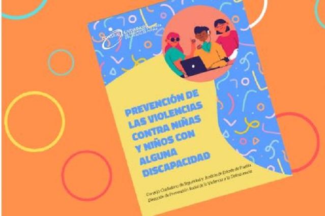 Publican manual para prevenir violencia en infantes discapacitados