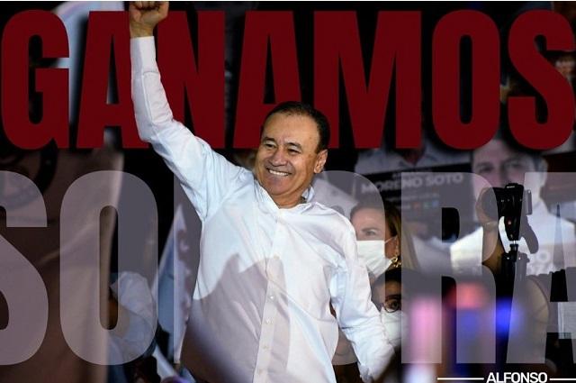 Aventaja Morena en elecciones de gobernador en 9 de 15 estados