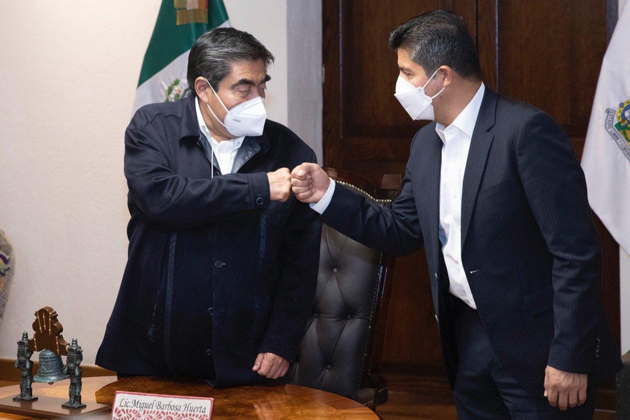 Barbosa se reúne con Rivera Pérez; preparan transición