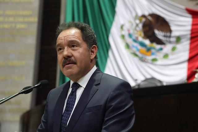 Oposición se niega a debatir desafuero, acusa Ignacio Mier