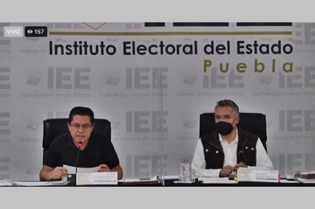 Voto final en elección estatal: Morena 30.2, PAN 18.7, PRI, 15.2%