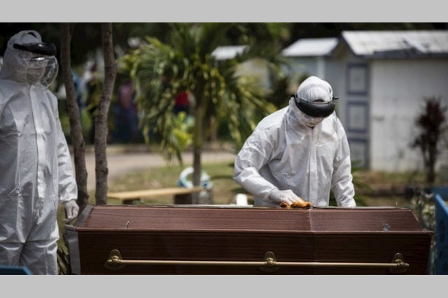Murieron 60 en Ciudad Pemex, Tabasco por falta de sanidad ante Covid