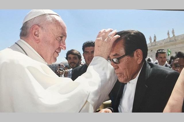 Murió el Padre Froylán González, párroco de la iglesia de La Candelaria