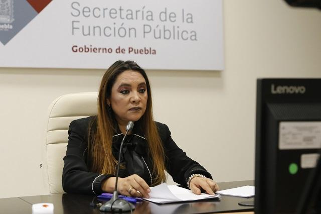 Contra funcionarios de Puebla, 710 denuncias  por corrupción