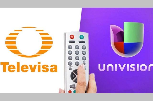 Se fusionan Televisa y Univisión y van por el mercado de streaming