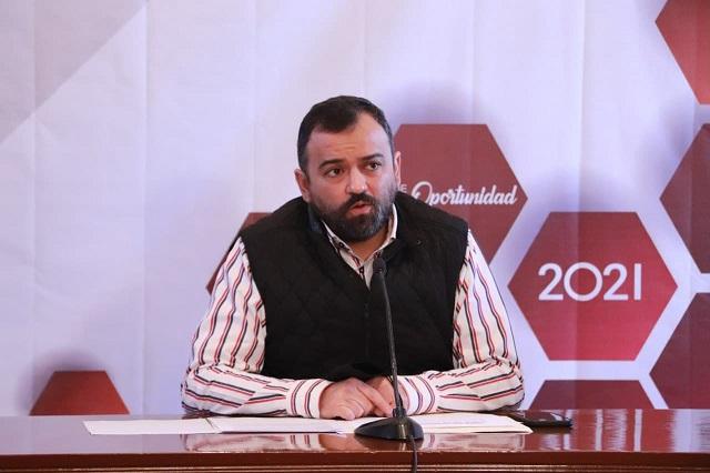 Acatan el decreto en Puebla 80% de tianguis: Segom