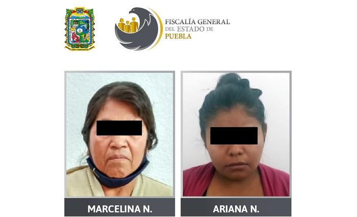 Procesan a dos mujeres por robar ganado en Tecamachalco