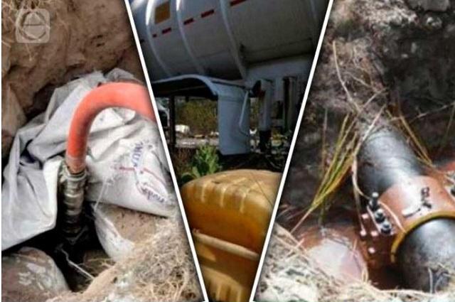 Refutan cifras de AMLO sobre robo de gas LP en Puebla