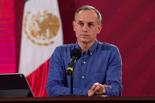 Se hará caso a expertos en lucha anti Covid: López-Gatell