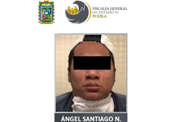 Por asaltar a repartidor, lo vinculan a proceso en Puebla