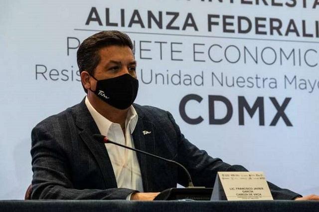 Pagó García Cabeza de Vaca 14 mdp por depa de lujo en Santa Fe