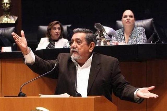 Piden en Morena revisar candidatura de Félix Salgado