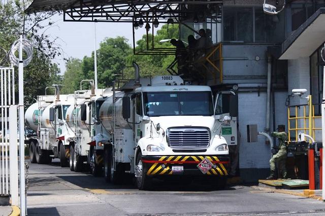 Cancelan permisos para vender diésel y gasolina en Puebla