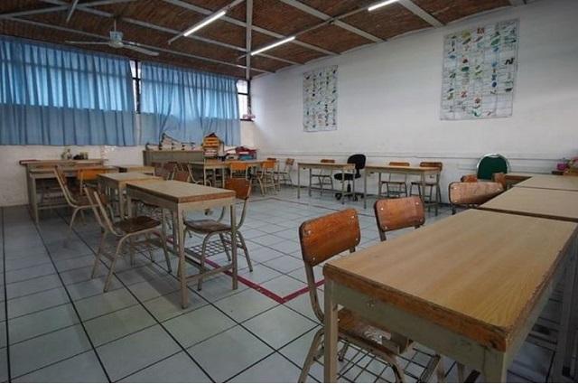 No hubo clases pero escuelas de Puebla cobraron inscripciones