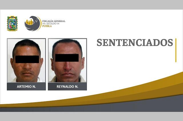 Sentenciados por el homicidio de dos hombres en Xicotepec
