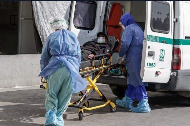 Puebla cerca de romper récord de hospitalizaciones por covid