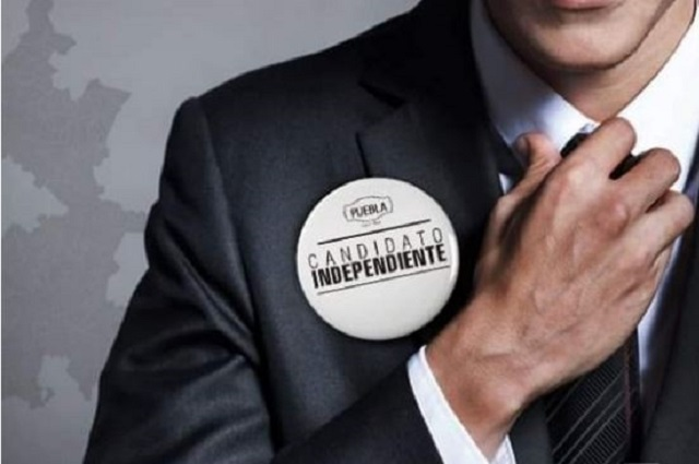 Aspirantes independientes en Puebla vienen de partidos o de gobiernos