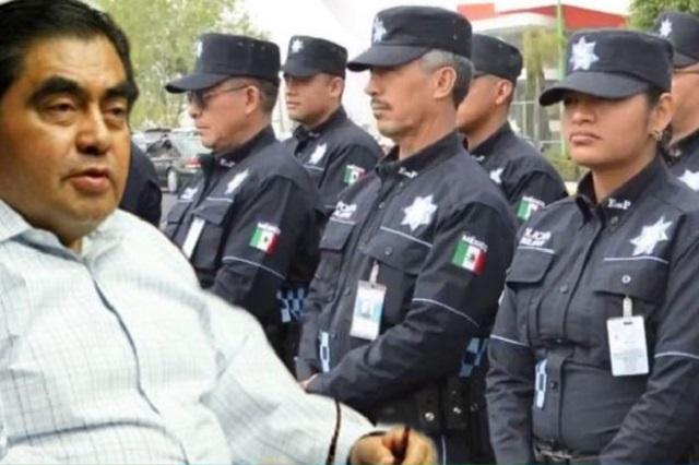 Barbosa sigue peleando por tomar la seguridad en la capital