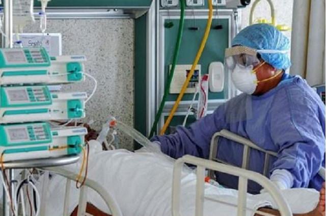Puebla a punto de superar los mil hospitalizados por covid