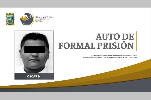 Queda preso El Jabalí, acusado de secuestro en Puebla