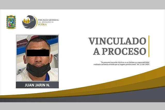 Presunto asaltante de cadena comercial en Izúcar, a prisión