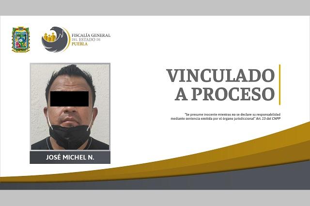Vinculan a proceso padrastro acusado de abuso sexual, en Puebla
