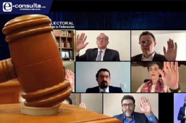 Quejas contra candidaturas en PRI, PAN y Morena colman el TEPJF