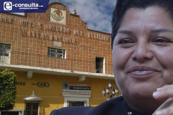 Karina Pérez cobija a su cuñado a través del erario