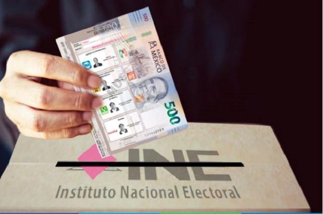 Rivera Santamaría líder en gastos en 15 días de campaña