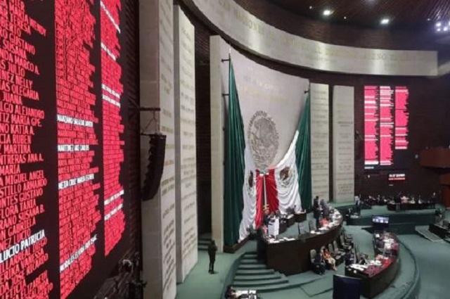 Reasignan curules en San Lázaro por paridad de género