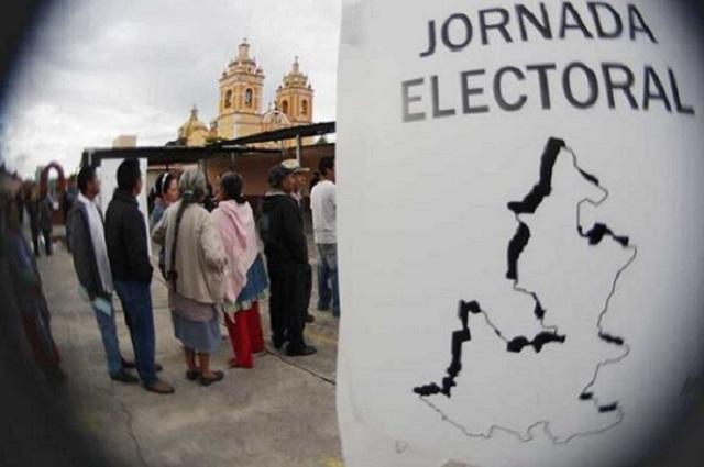Las coaliciones pelearán por 15 diputaciones federales en Puebla
